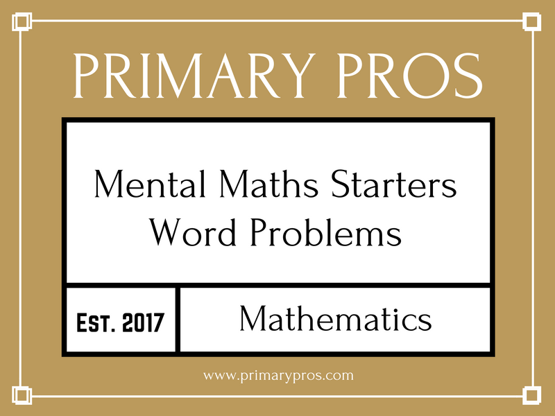 Carroll diagram worksheets by pauljelley teaching resources tes mental maths starter word problems ccuart Images