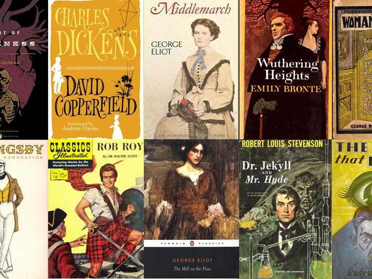 EDEXCEL- 19th Century Fiction- 6 Practise Papers