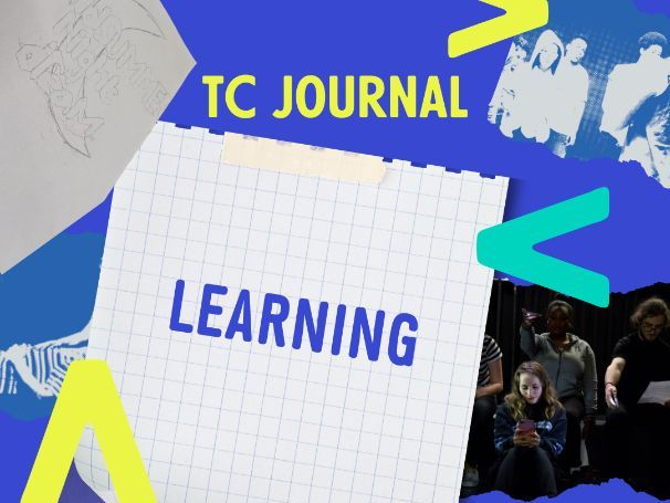 Wellbeing Journal Chapter 3: Learning