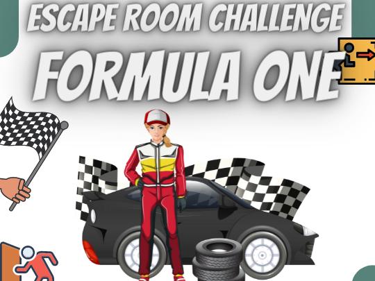 Formula 1 Escape Room
