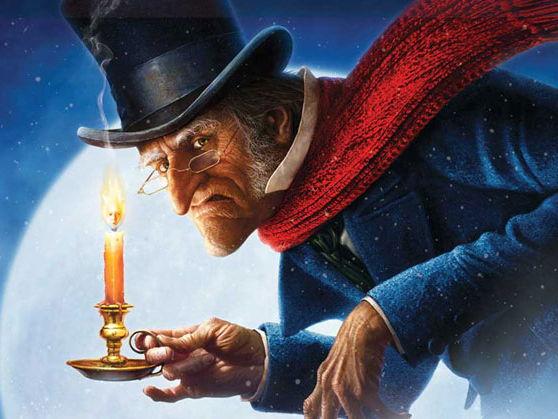 Level 9 Scrooge redemption essay