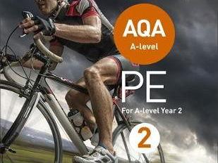 AQA A-Level PE - Biomechanics - Angular, Projectile Motion & Fluid Mechanics