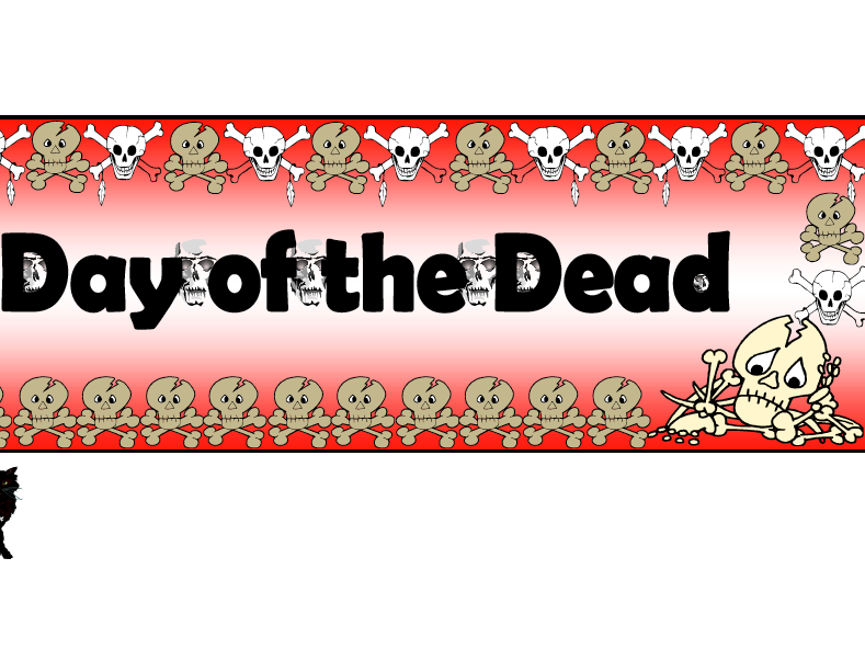 Day of the Dead Themed Pack
