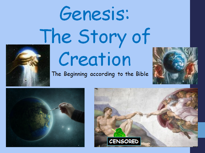 Religion and Science: The Creation Story