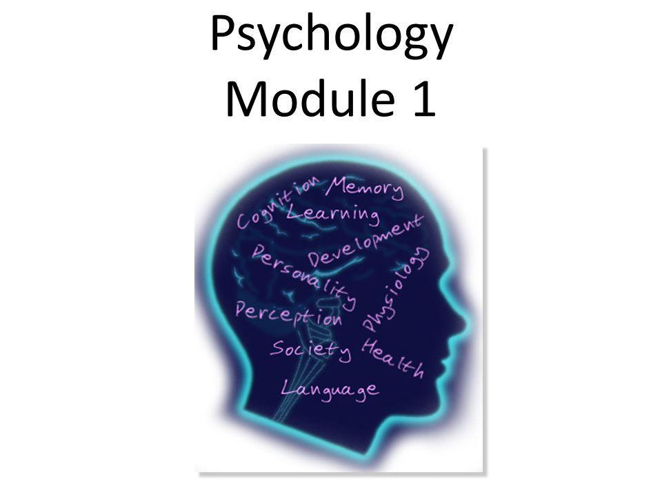 Psychology fundamentals bundle