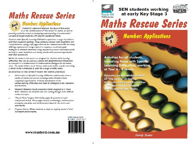 Maths Rescue 3 - Number: Applications