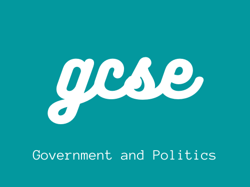 Taking action in a Democracy GCSE Government and Politics