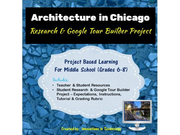 Google Tour Builder - Explore the Architectural Landmarks of Chicago