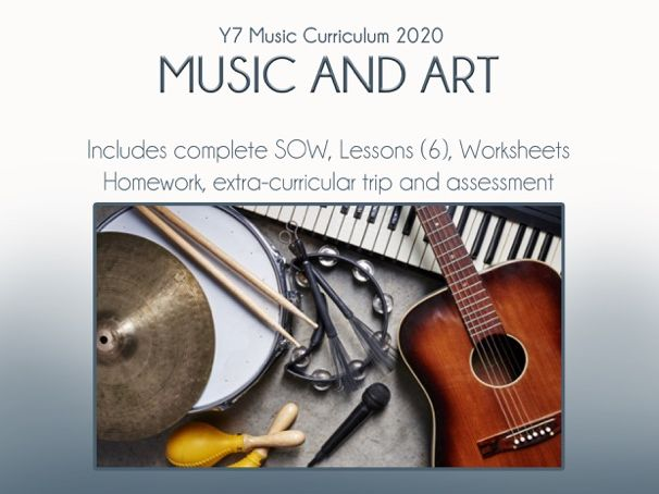 Y7 MUSIC AND ART