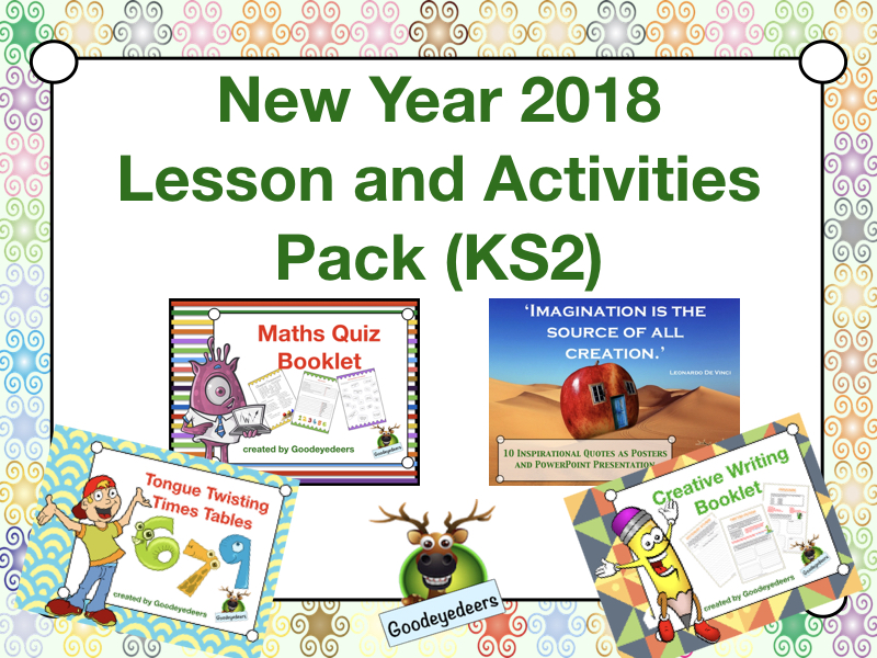 New Year Lesson Pack (KS2)