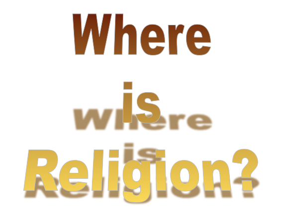 Religion and the Media- PPT collection