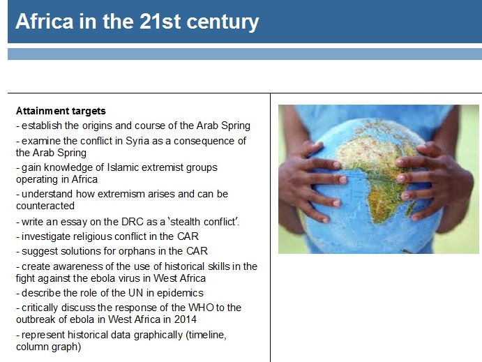 Africa in the 21st century