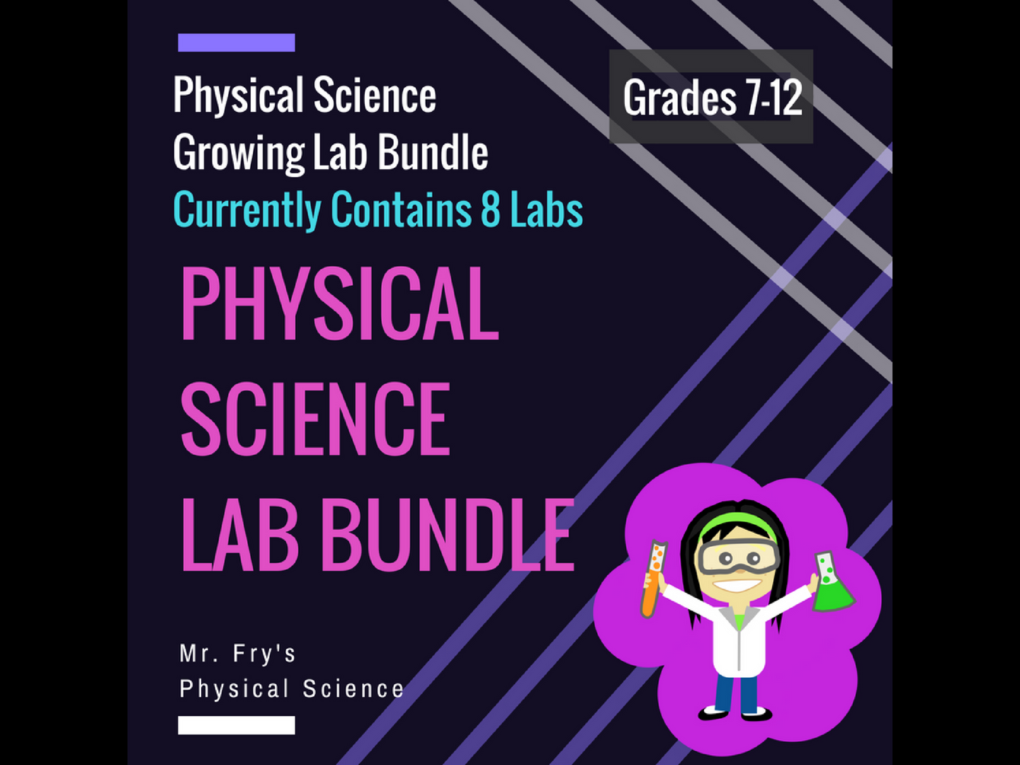 Physical Science Labs - Growing Bundle