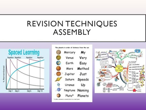 Revision Techniques Assembly