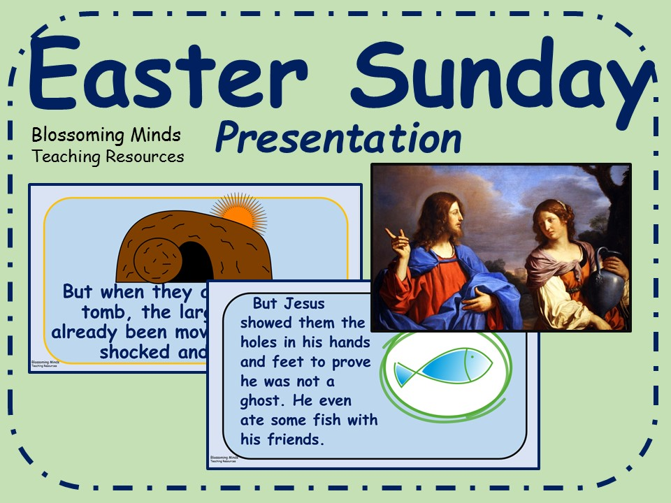 Easter Sunday Presentation
