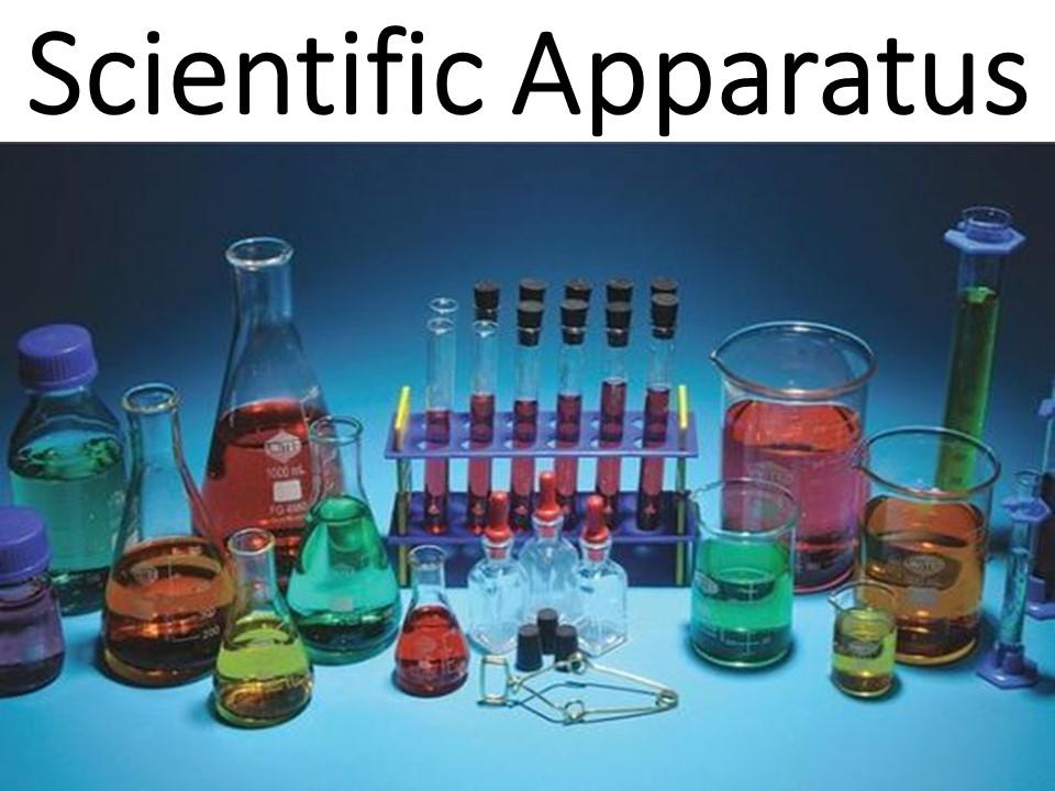 Scientific Apparatus - KS3 and KS4