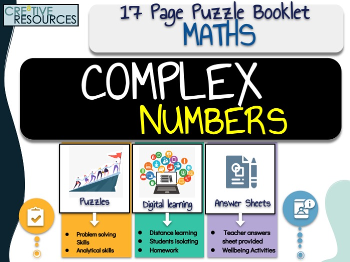 Maths Work Booklet Complex Numbers