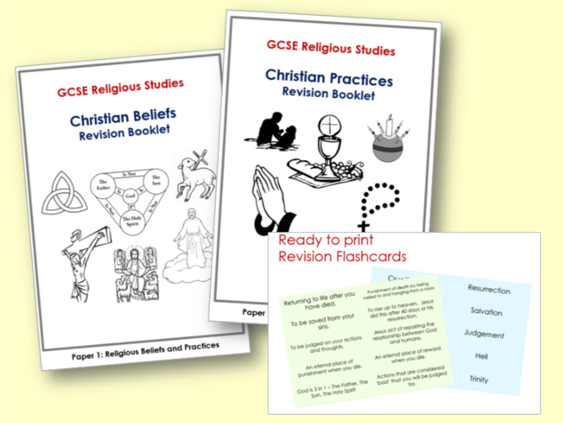 Christian Beliefs and Practices Revision