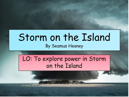 storm on the island Storm island is like the other kingdoms: ice, sands and fire only it resets every month once you pay your entry fee you will see your castle is semi-built.