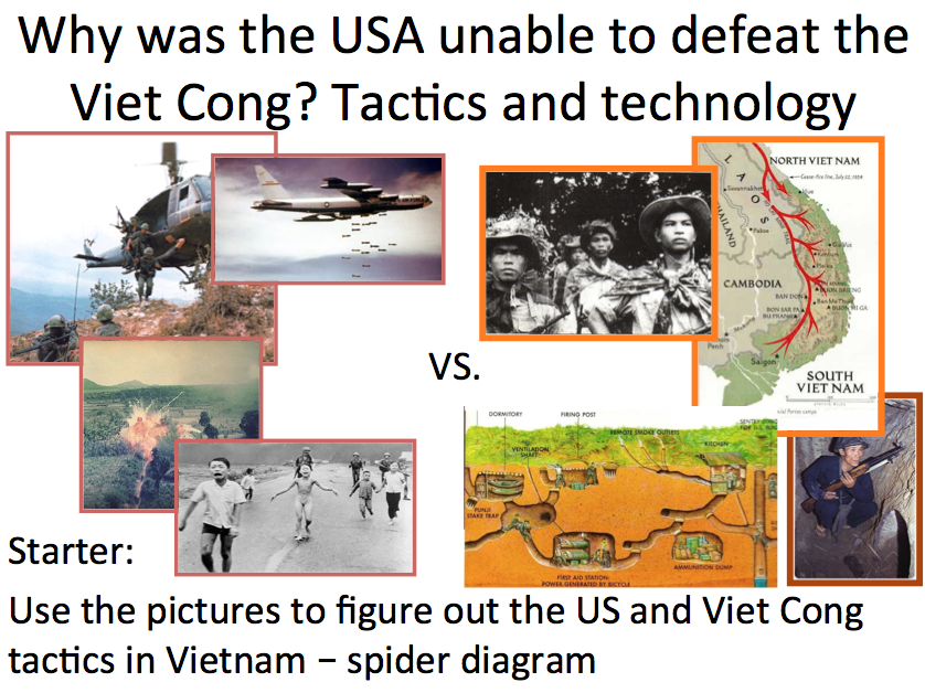 Vietnam - Lesson 2 tactics and technology in Vietnam