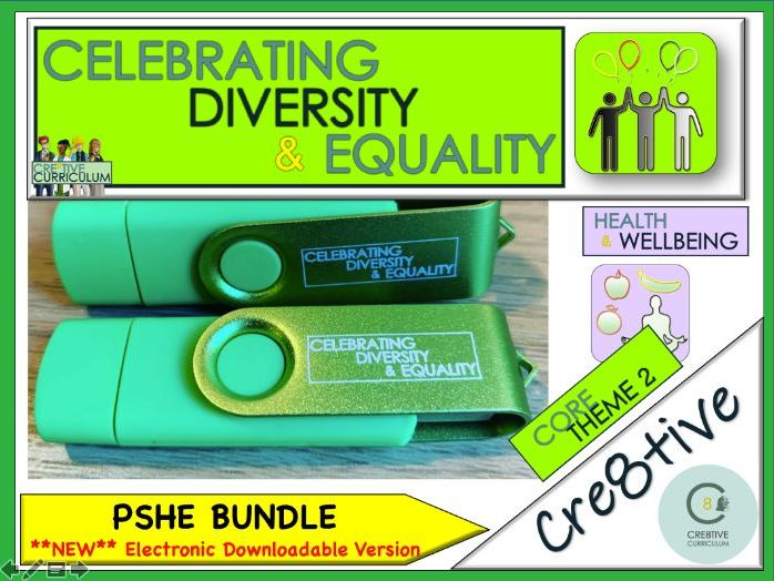 PSHE Life Skills + Citizenship Green Bundle Planning