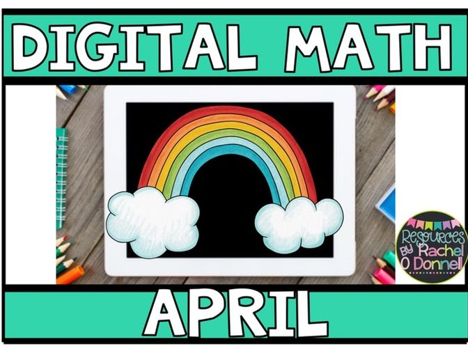 April Digital Maths Spring