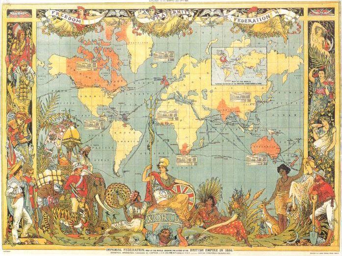 1J The British Empire - Set of Timelines