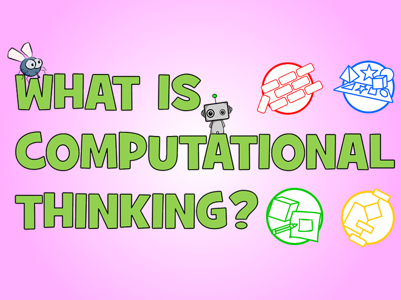 "Computational Thinking Posters: ""What is Computational Thinking?"""