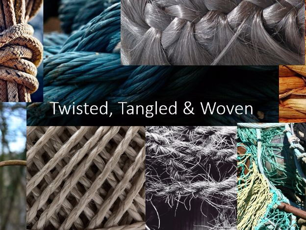 Twisted Tangled and Woven Photo Bank