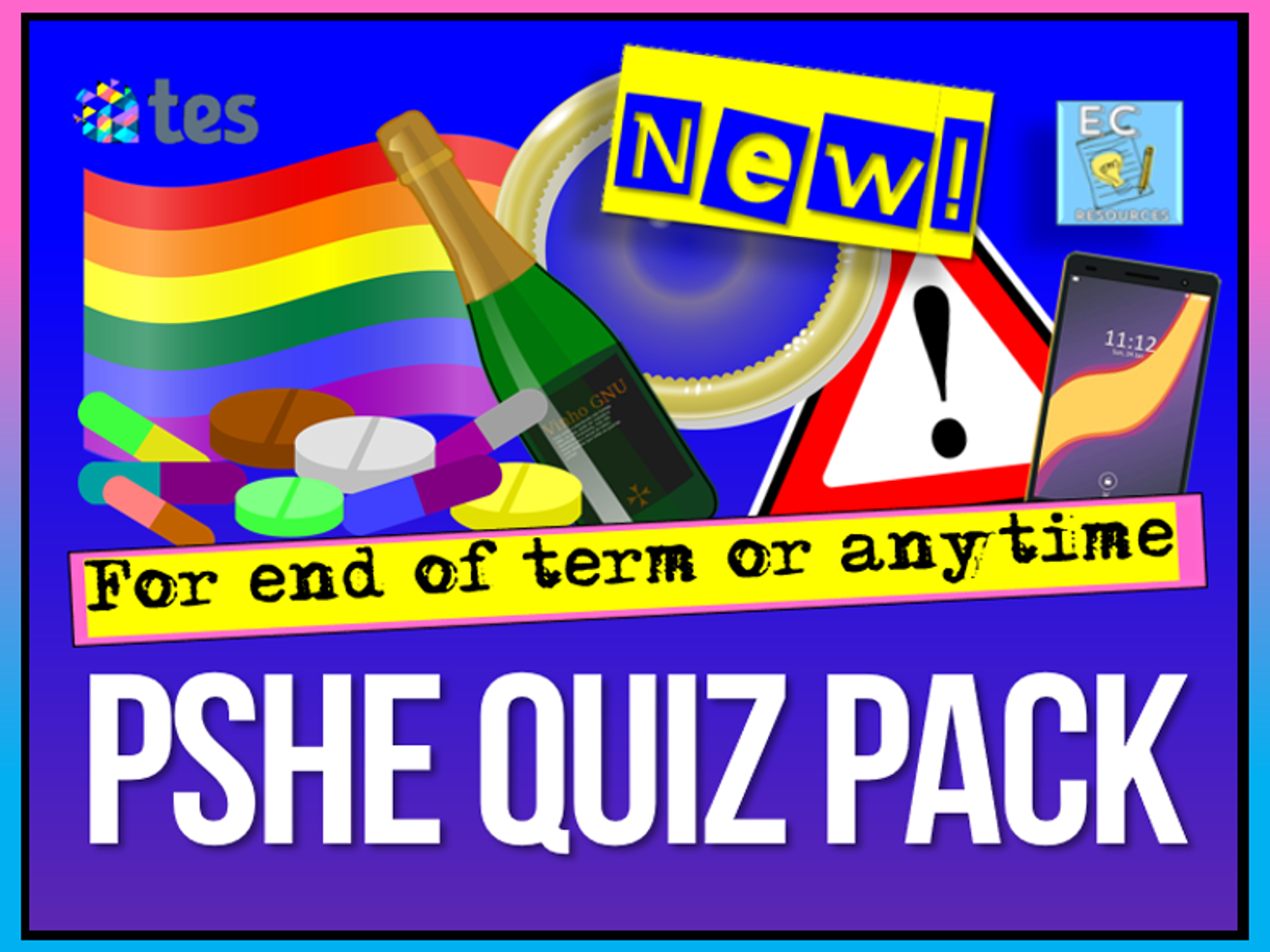 PSHE Assessment / Quizzes