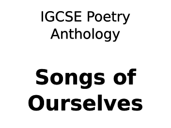 Afternoon with Irish Cows - CIE Poetry Anthology English Literature Podcast
