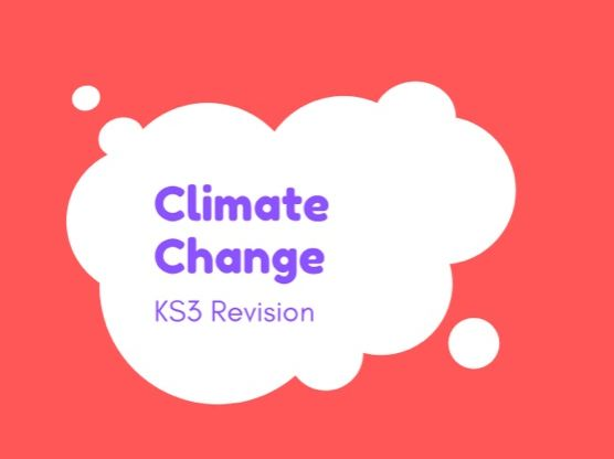 KS3 Geography Climate Change