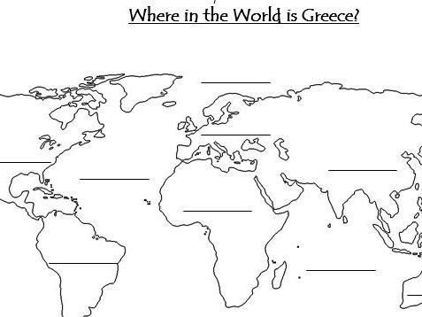 Ancient Greeks Bundle - Greece Topic