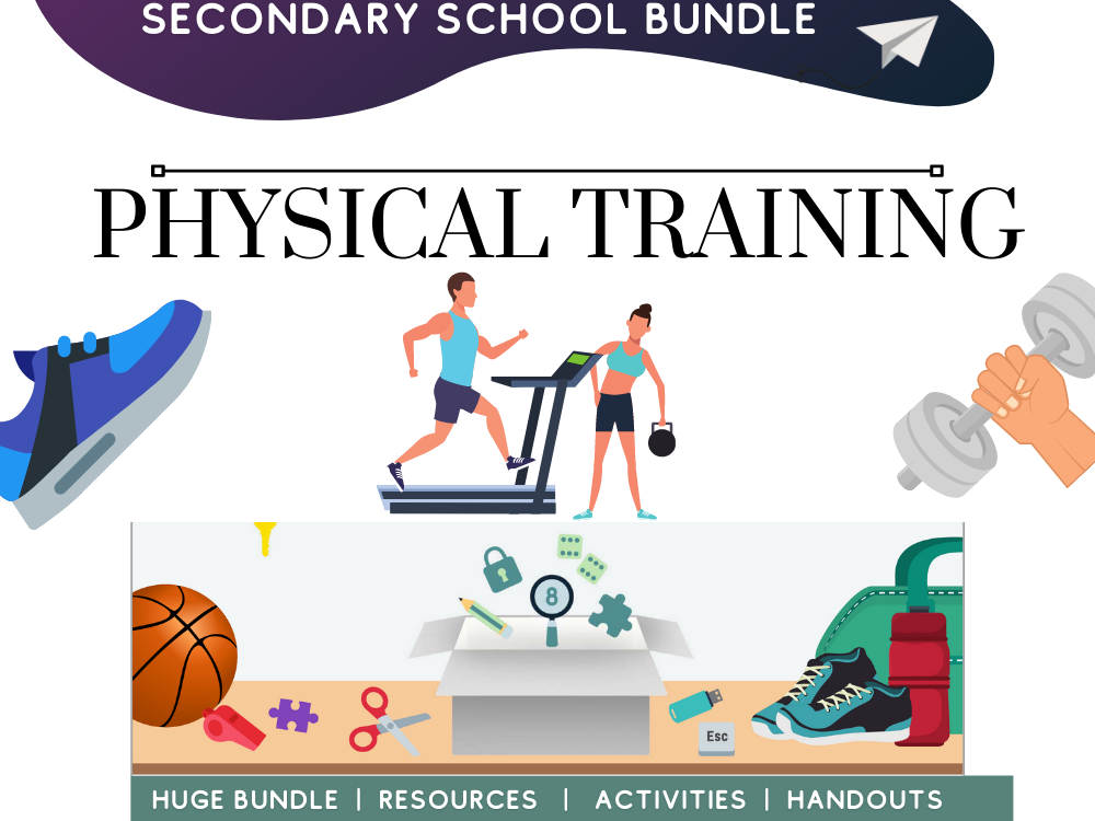 Physical Training and Diet PE