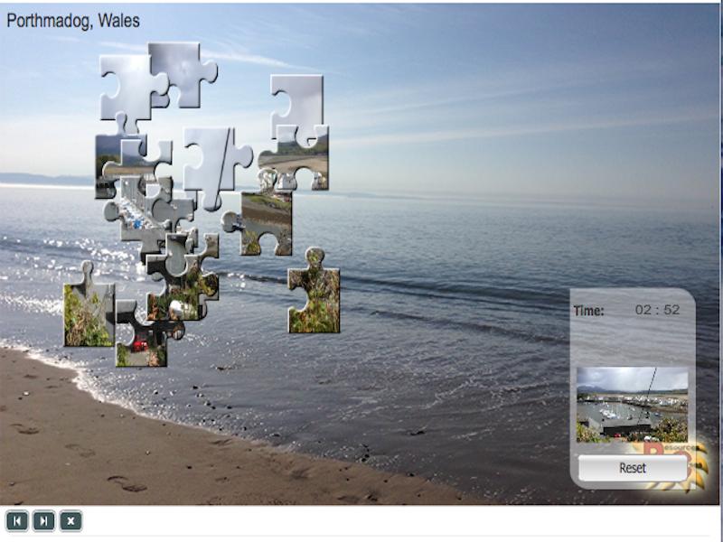 Jigsaw Collection - Porthmadog