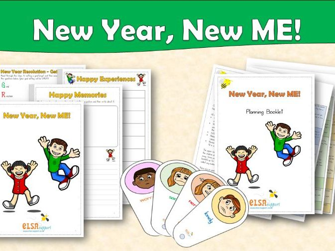 New Year, New ME! Social and emotional planning