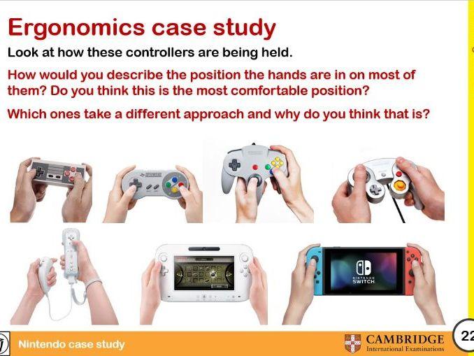Cambridge IGCSE D&T Additional lessons