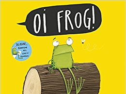Oi Frog! Kes Gray & Jim Field Reading Comprehensions Full Book