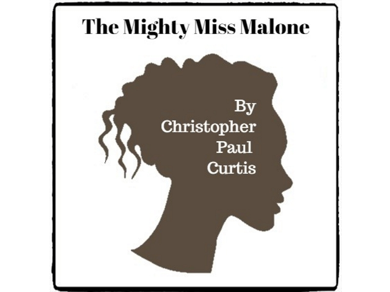 The Mighty Miss Malone - (Reed Novel Studies)