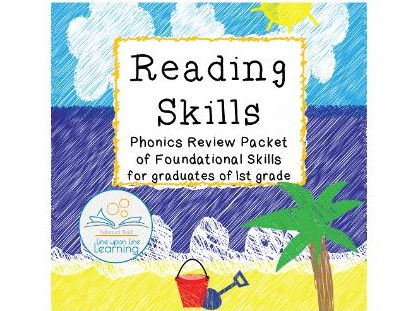 Reading Skills (Review for 1st Grade Graduates)