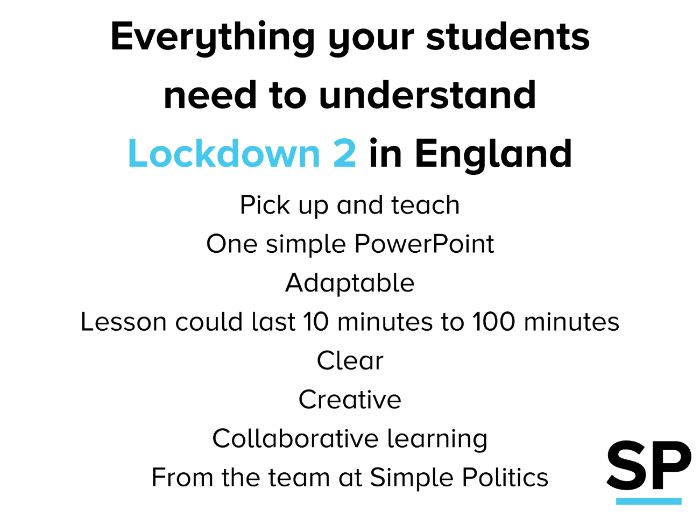 SP Lockdown Lesson