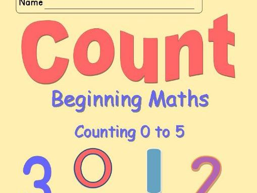 Learning Numbers 0 to 5