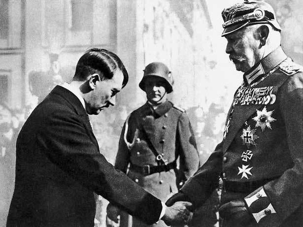 AQA Democracy & Nazism (2O) - Nazi Germany: The Nazi Dictatorship, 1933-1939