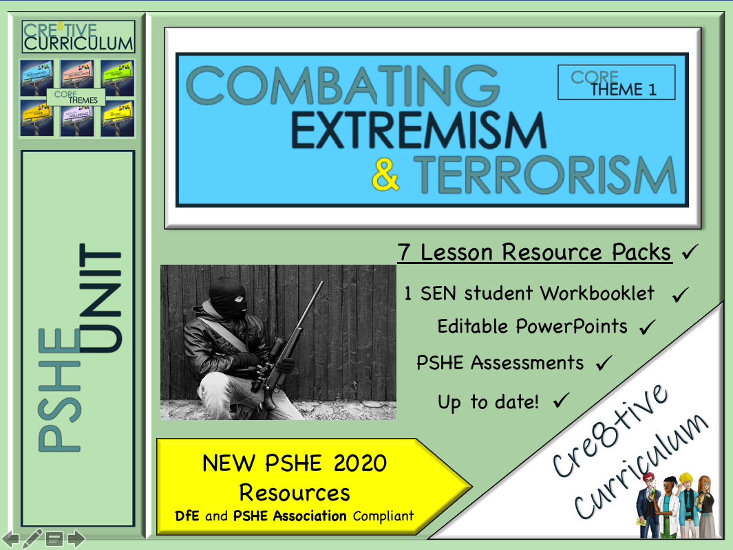 Extremism and Terrorism Unit - Prevent