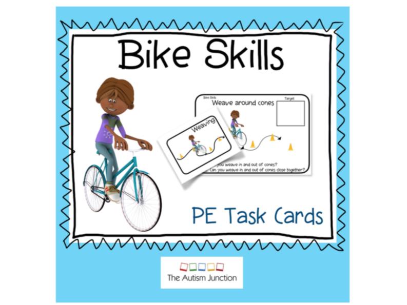 Bike Skills - basic
