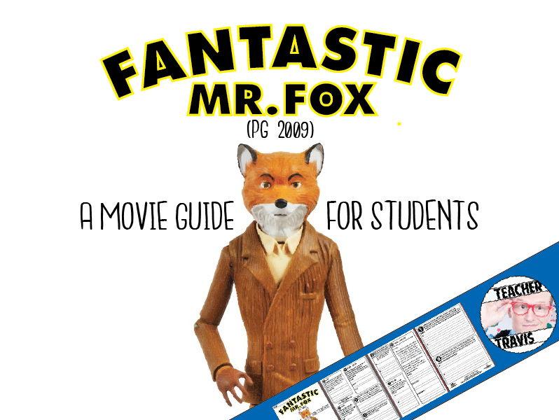 Fantastic Mr. Fox Movie Viewing Guide