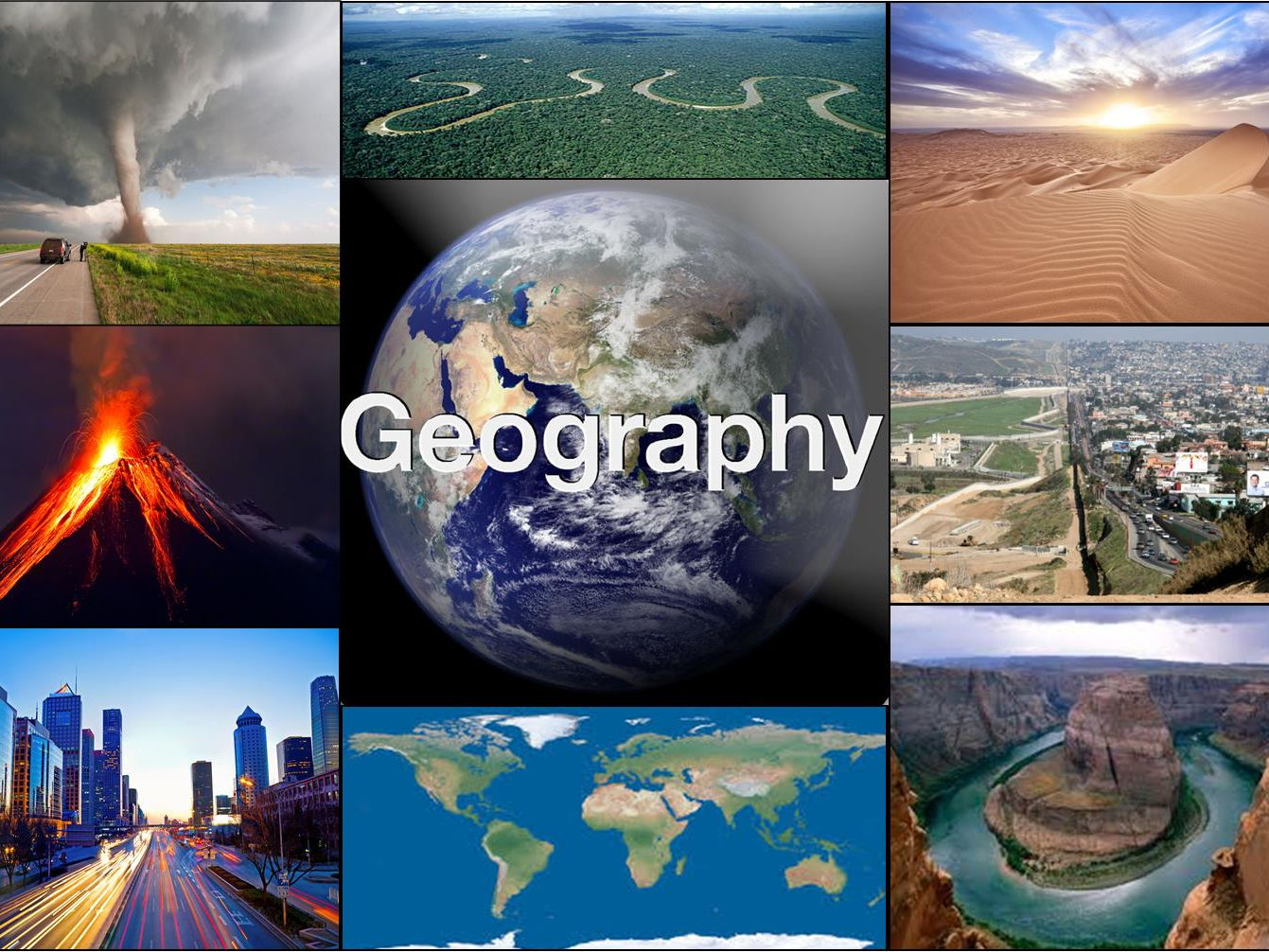 Key stage 3 Geography Assessment