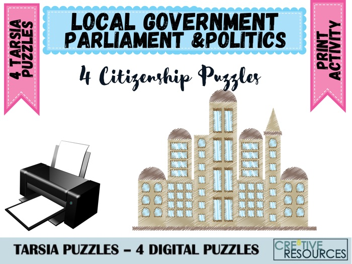 Local Government and Parliament Puzzles