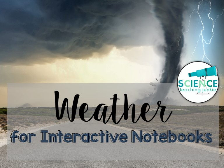 Weather for Interactive Notebooks