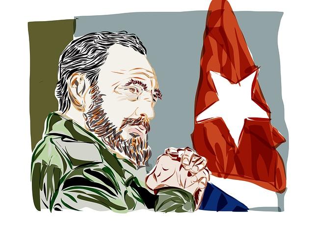 Fidel Castro Biografía ~  Spanish Biography